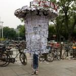 Neviditeľný muž Liu Bolin