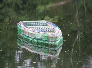 čln z plastu 3