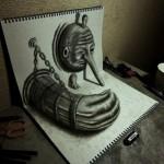 Umenie a 3D