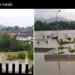 Porovnanie protipovodňových zábran